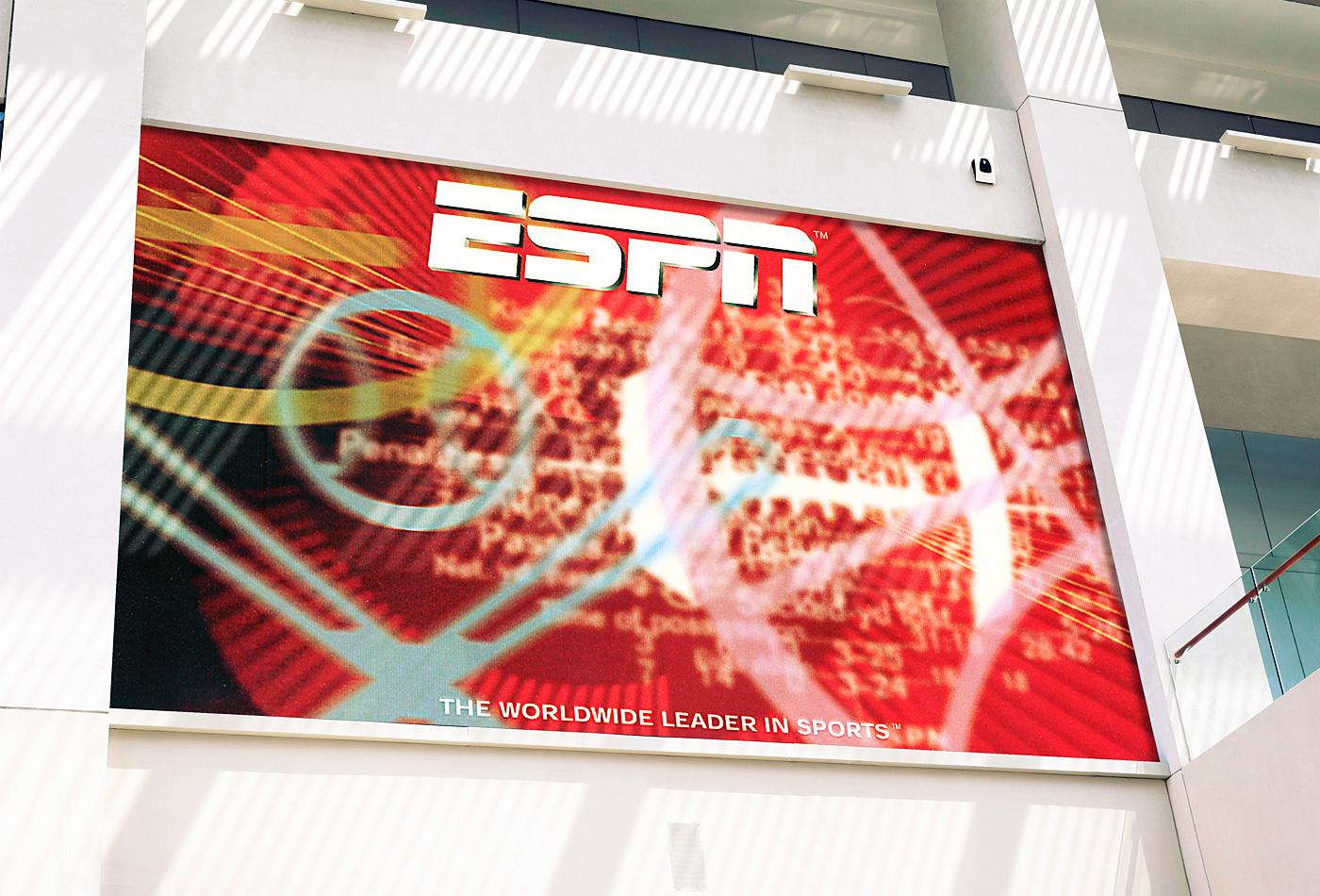 ESPN Wall