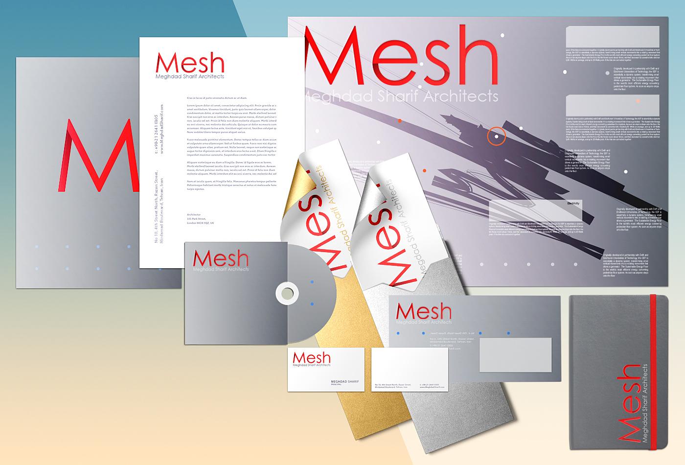 02C-Mesh Stationary