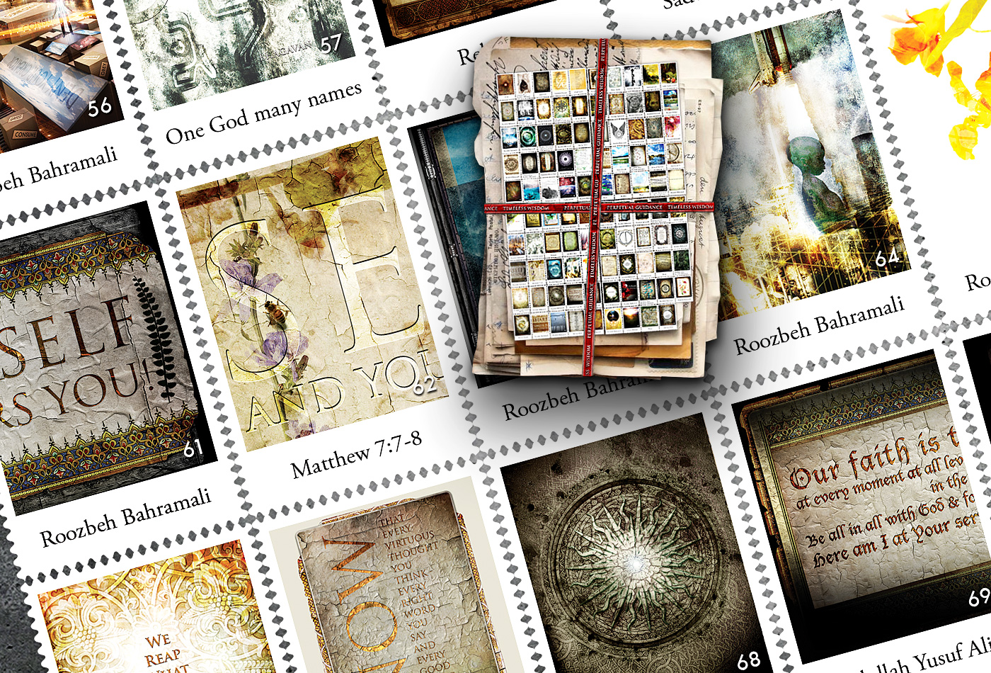 09-Rays-Stamps
